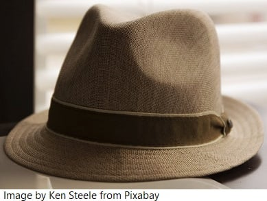 names of different hats