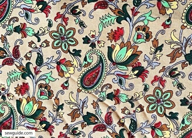 motifs in textile printing