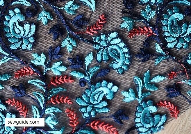 mango motif in indian textiles