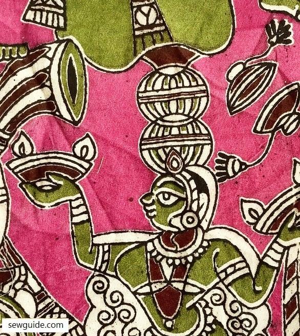 indian motifs in fabrics