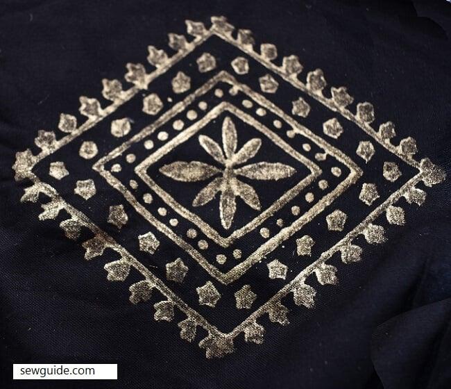 fabric motif