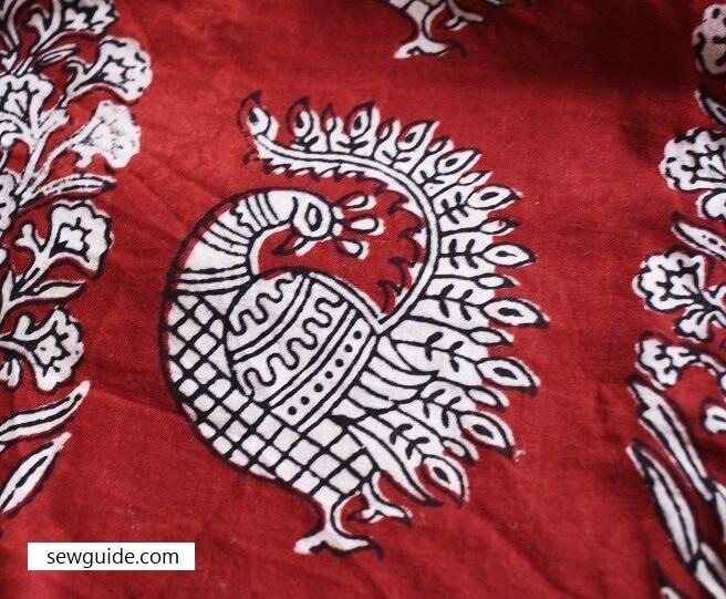 indian textile motifs