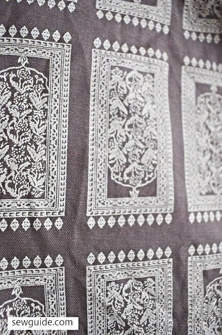 indian teextile printing motifs