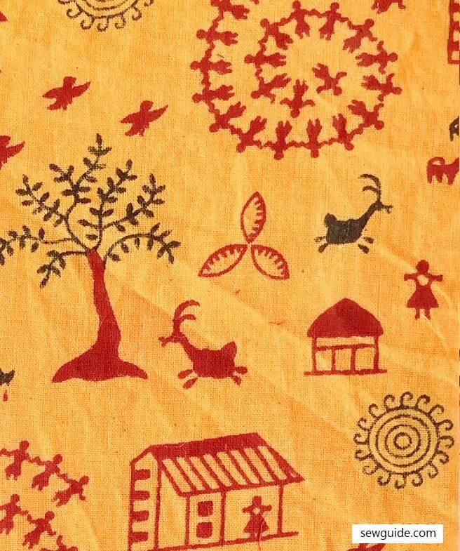indian textile printing motifs 3