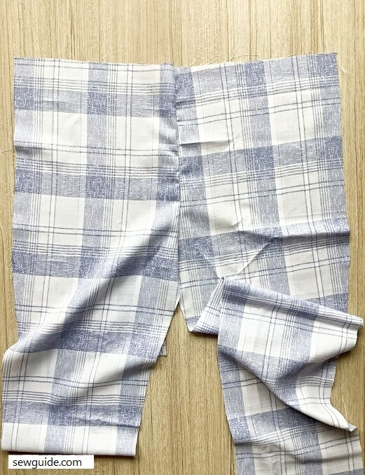 Sewing-pattern-tutorial-for-mens-pyjamas