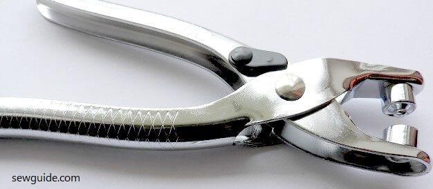 metal rivets