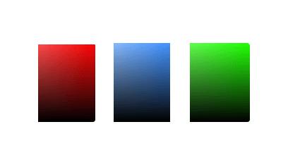 ombre colors