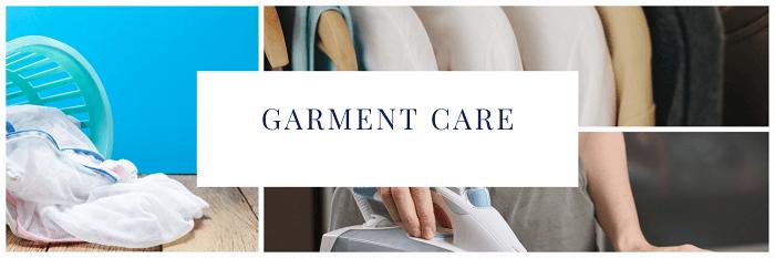 sewguide garment care