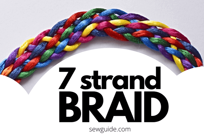 7 strand braid