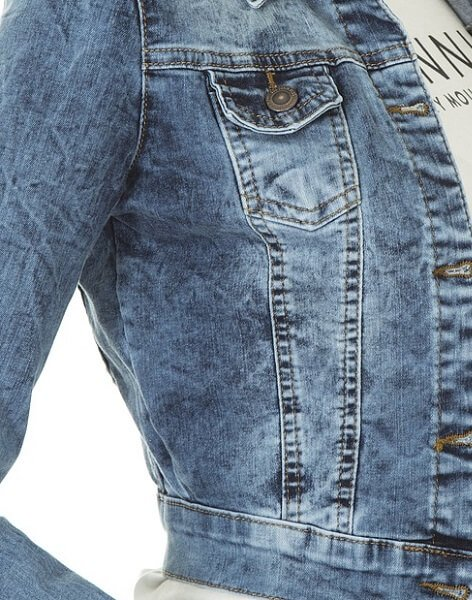 types of jeans washes